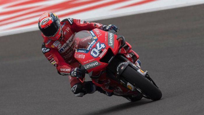 Andrea Dovizioso kini memuncaki klasemen MotoGP 2019 (Mirco Lazzari gp/Getty Images)