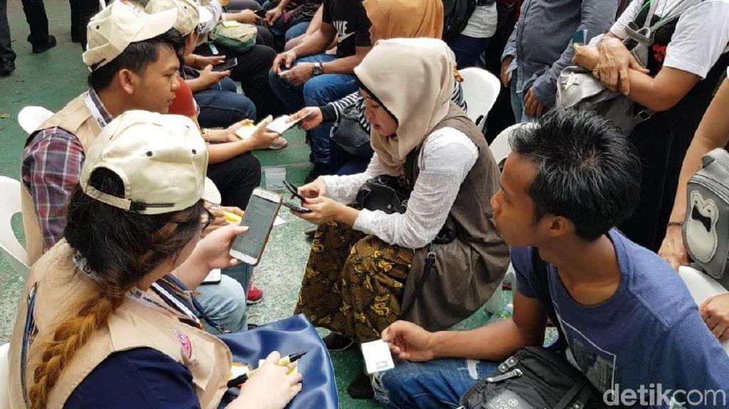 TPS di Kuala Lumpur Dipangkas Jadi 3