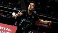 Anthony Kalah di Final, Indonesia Tanpa Gelar di Singapura Terbuka
