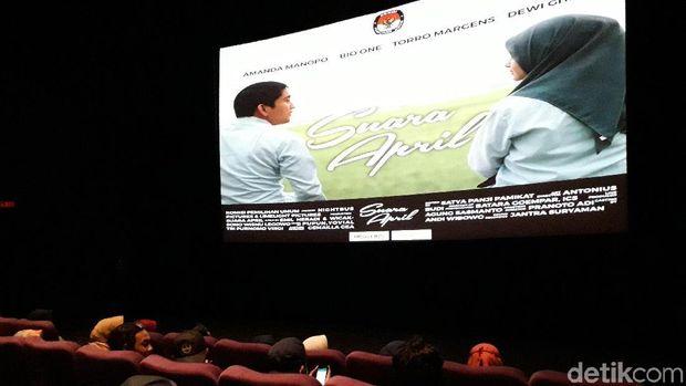 Film 'Suara April' tayang di Yogyakarta