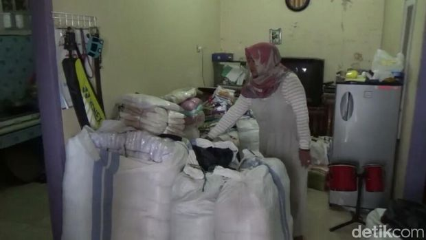Pelaku Gendam Curi 100 Mukena Dari Pengusaha Rumahan Tasikmalaya