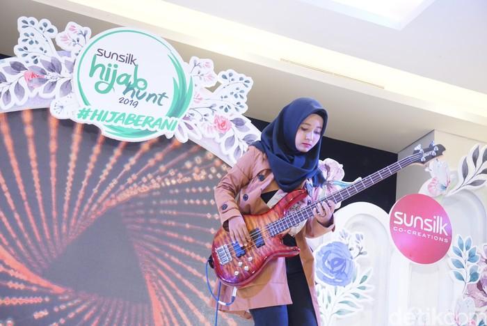 Audisi Sunsilk Hijab Hunt 2019 di Kota Padang. Foto: Daniel Ngantung/Wolipop