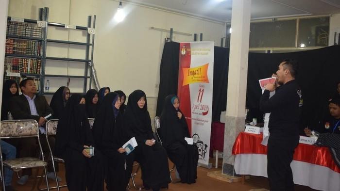 Pemungutan suara Pemilu 2019 di Iran (Foto: dok. Istimewa)