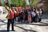 Anak Muda Ramaikan Pencoblosan di KBRI Beijing