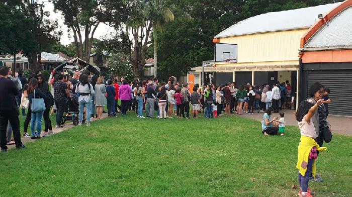 Foto: Pencoblosan Pemilu 2019 di Sydney (PPLN Sydney)
