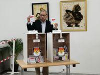 720 WNI Nyoblos Pemilu Luar Negeri di Denmark & Lithuania