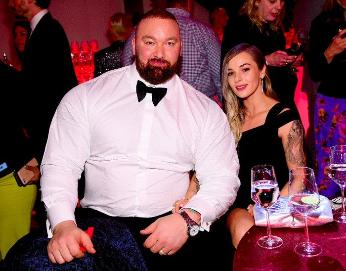 Hafthor Bjornsson tak hanya tampil garang dalam perannya sebagai The Mountain di series Game of Thrones, siapa sangka ia adalah penyandang Worlds Strongest Man saat ini. (Foto: Getty Images)