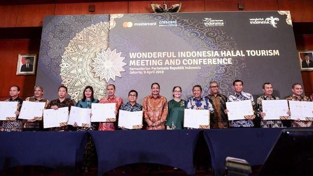 Komitmen Pemerintah Bawa Indonesia ke Puncak Wisata Halal Dunia