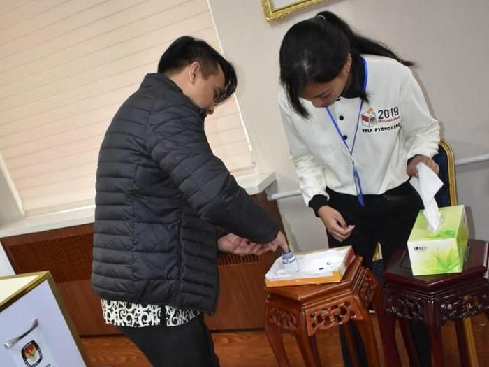 Suasana Pemilu 2019 di Korut (Foto: dok. KBRI Pyongyang)