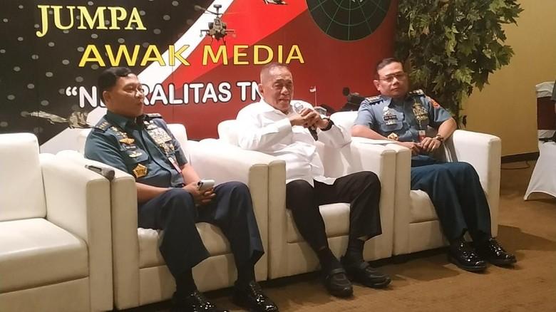Anggaran TNI Disoal, Menhan: Sudahlah Gatot Nurmantyo, Sudah, Sudah