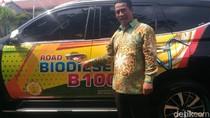 Traktor Pertanian Pakai Biodiesel akan Diproduksi dalam 5 tahun