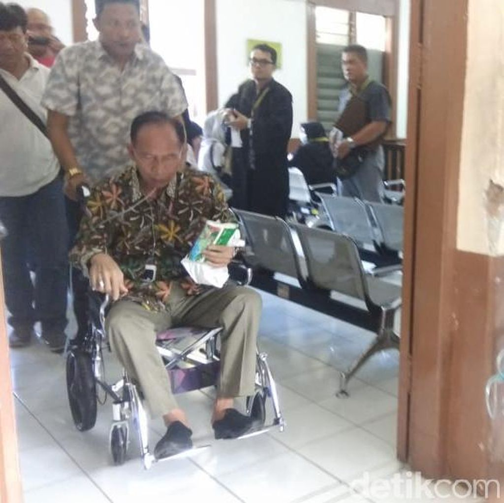 Wafat, Status Terdakwa Korupsi Pasar Rp 37 M Eks Walkot Cimahi Gugur