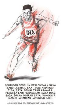 Lalu Zohri, Dari NTB ke Gelar Juara Dunia