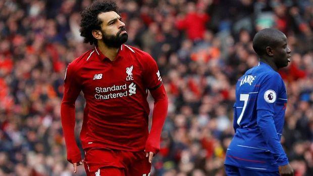Liverpool dan Chelsea kini jadi dua tim dengan kualitas yang berbeda.