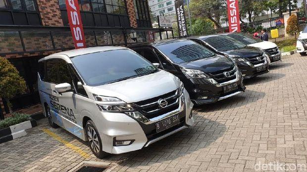Menguji Kenyamanan All New Nissan Serena