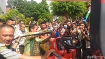 Mentan Uji Coba 50 Traktor dan Mobil Pakai Biodiesel 100