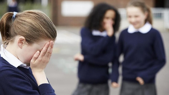 Ilustrasi bullying. Foto: istock