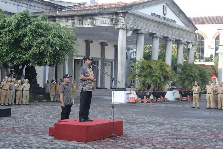 Walkot Semarang Minta PNS Ikut Awasi Praktik Serangan Fajar