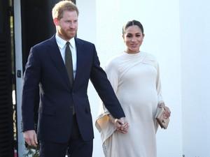 Pangeran Harry dan Meghan Markle Resmi Jadi Rakyat Biasa 31 Maret