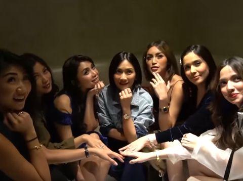 Girl Squad Nia Ramadhani