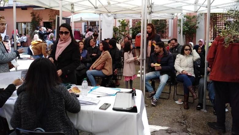 Semarak Pesta Demokrasi 2019 di Italia, Malta dan Siprus