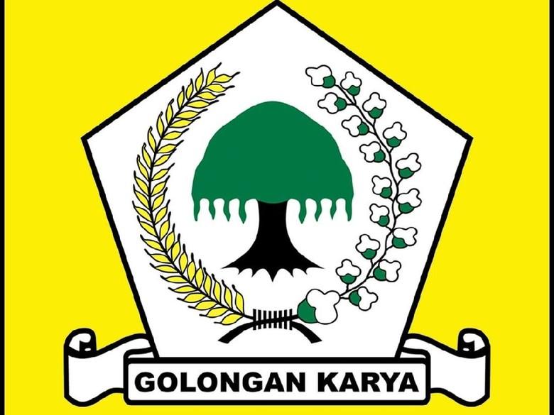 Tiga Ketua DPD II Golkar Maluku Utara Dicopot