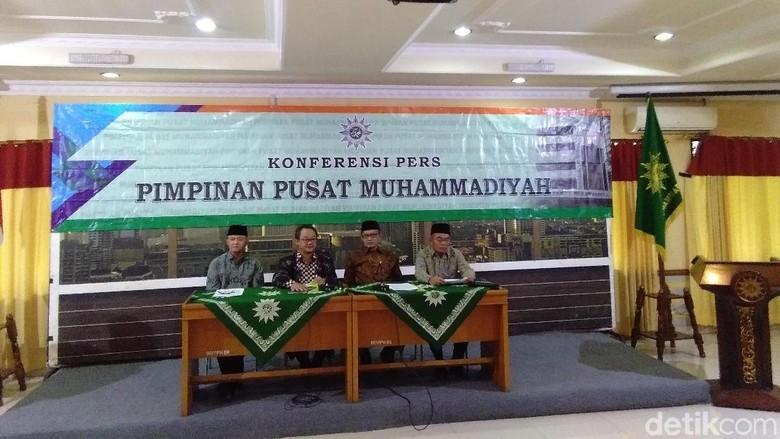 PP Muhammadiyah Ajak Warga Gunakan Hak Pilih di Pemilu 2019