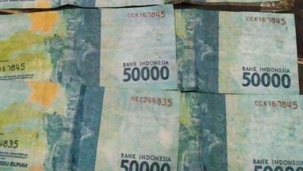 Warga Waswas Beredar Uang Palsu di Pangandaran
