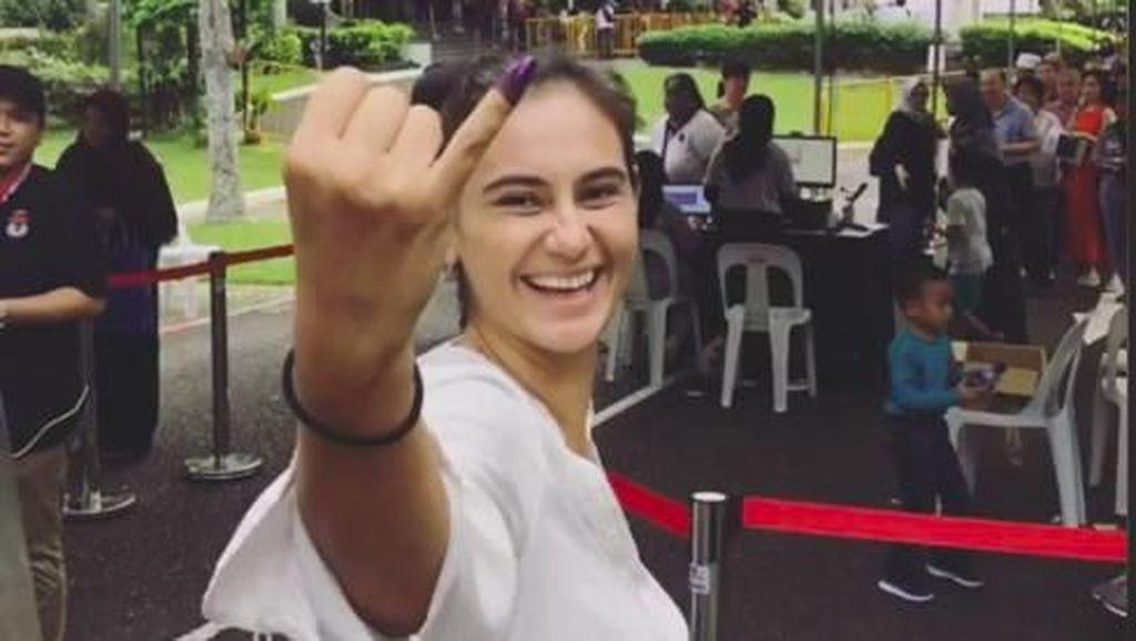 Marissa Nasution Miris Masih Ada Orang Rasis