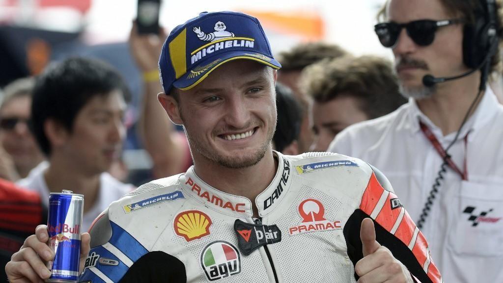Mengapa Ducati Pilih Jack Miller?