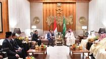 Istana: Pangeran MBS yang Eksekusi Tambahan 10 Ribu Jemaah Haji RI