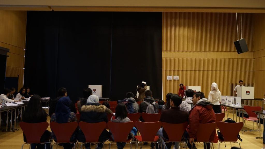 Isu WNI di Jerman Nyoblos Tak di Bilik Suara, Ini Penjelasan PPLN Frankfurt