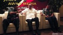 Menhan Ryamizard Ryacudu Bicara Soal Anggaran TNI