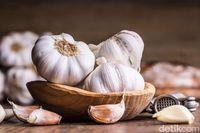 Beraroma Tajam, Bawang Putih Justru Berkhasiat Sehatkan Pencernaan dan Perkuat Memori