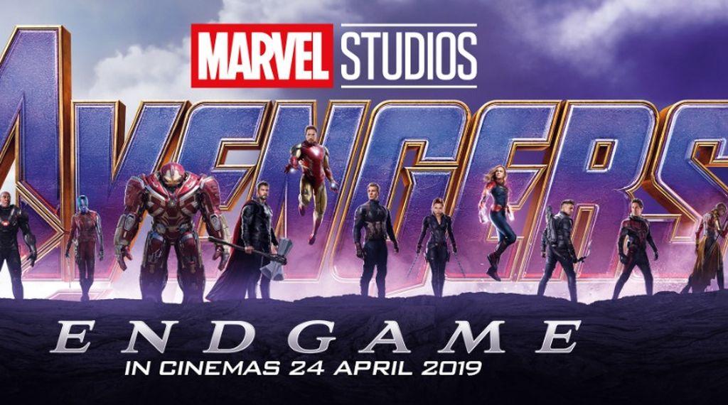 Siap-siap! Suvenir Avengers: Endgame Bakal Dijual Terbatas