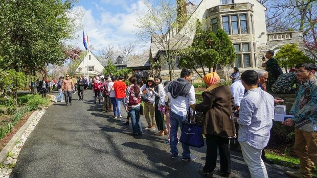 Serba-Serbi Pemilu 2019 di Luar Negeri, Diikuti 2 Juta Orang