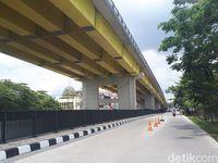 Warga Pernah Pergoki Pencuri Baut-Kabel di Jembatan Siak IV Tapi Kabur