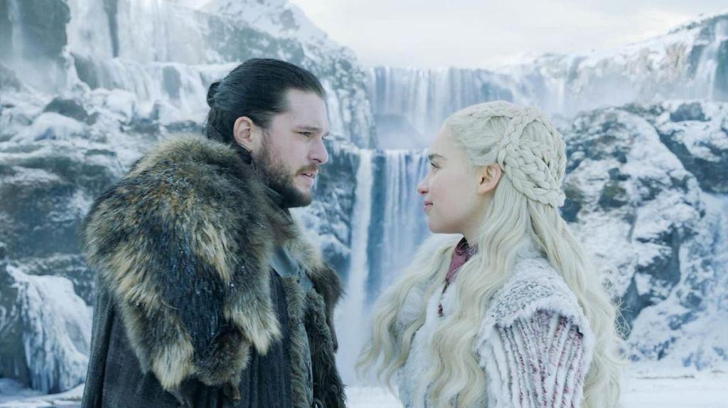 Game of Thrones Kembali Jadi Serial Paling Banyak Dibajak