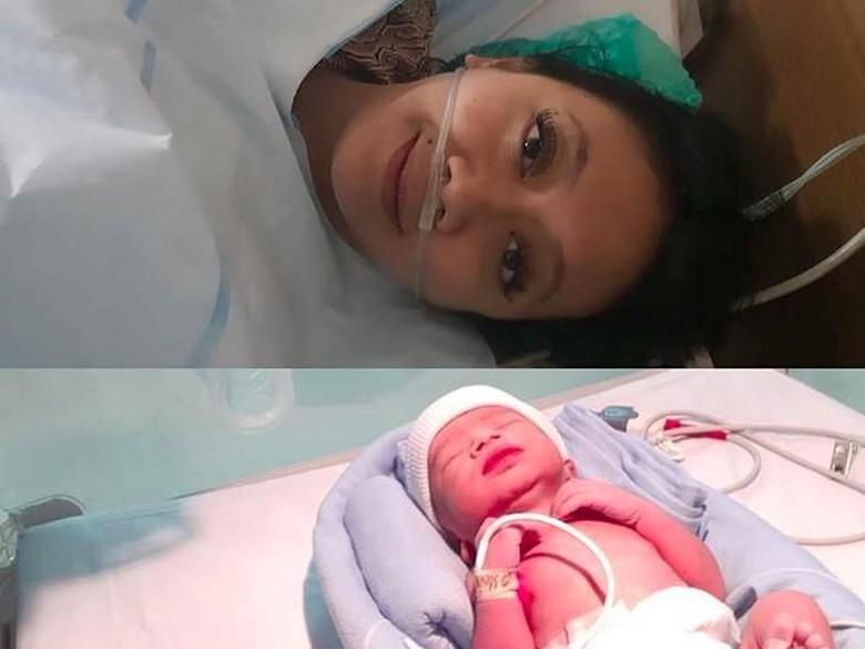 Kabar Bahagia, Asri Welas Lahirkan Anak Ketiga