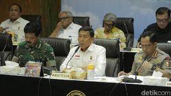 Pastikan Keamanan, Wiranto-Panglima TNI-Kapolri ke Papua Hari Ini