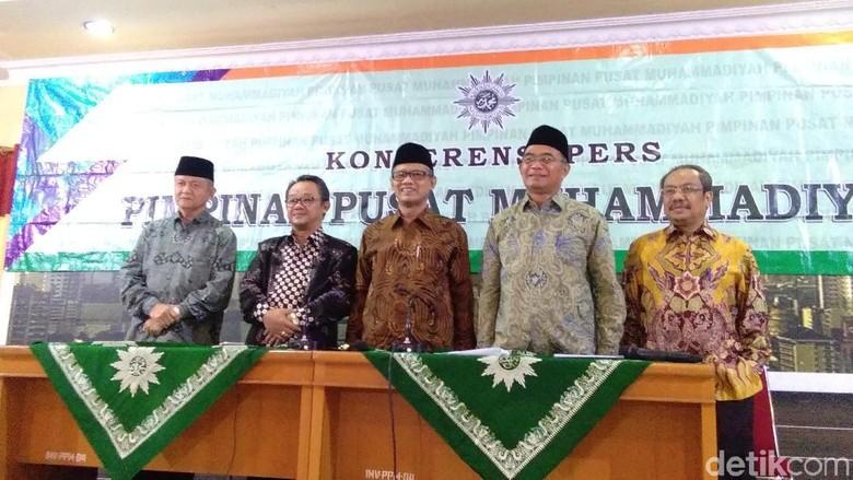 Muhammadiyah Imbau Jangan Mobilisasi Massa Jika Ada Sengketa Pemilu