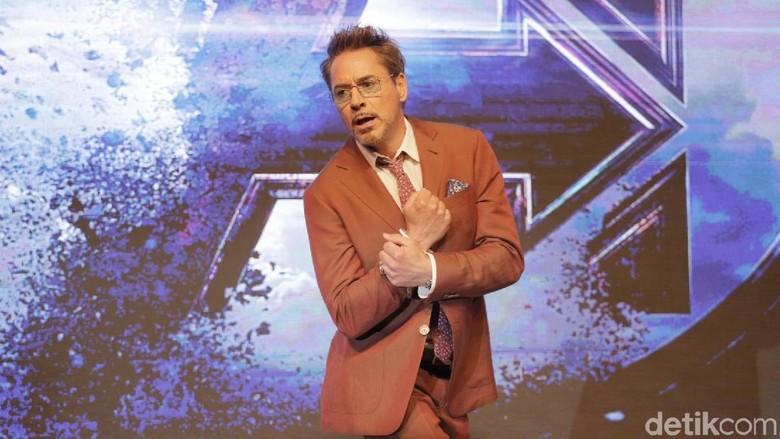 Robert Downey Jr Sebut 8 Menit Terakhir adalah Bagian Terbaik Endgame