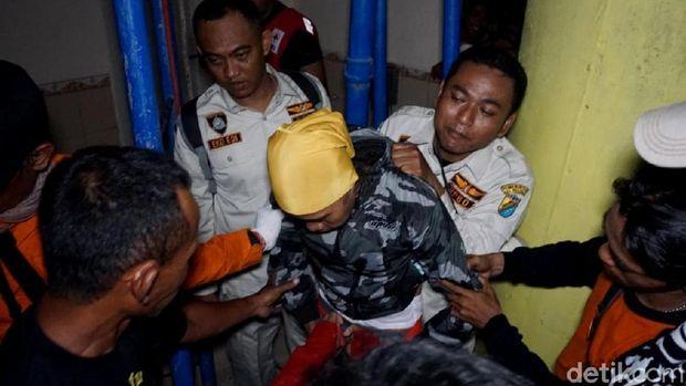 Petugas berhasil evakuasi Sumiyati