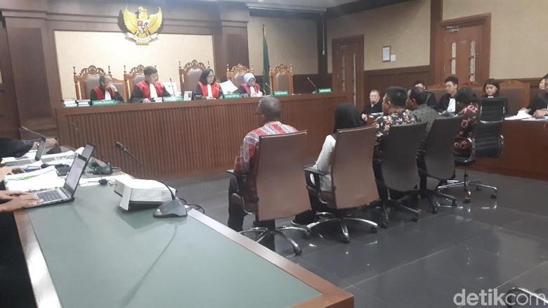 Pejabat PUPR Akui Terima Rp 1,5 M dari Kontraktor Proyek SPAM