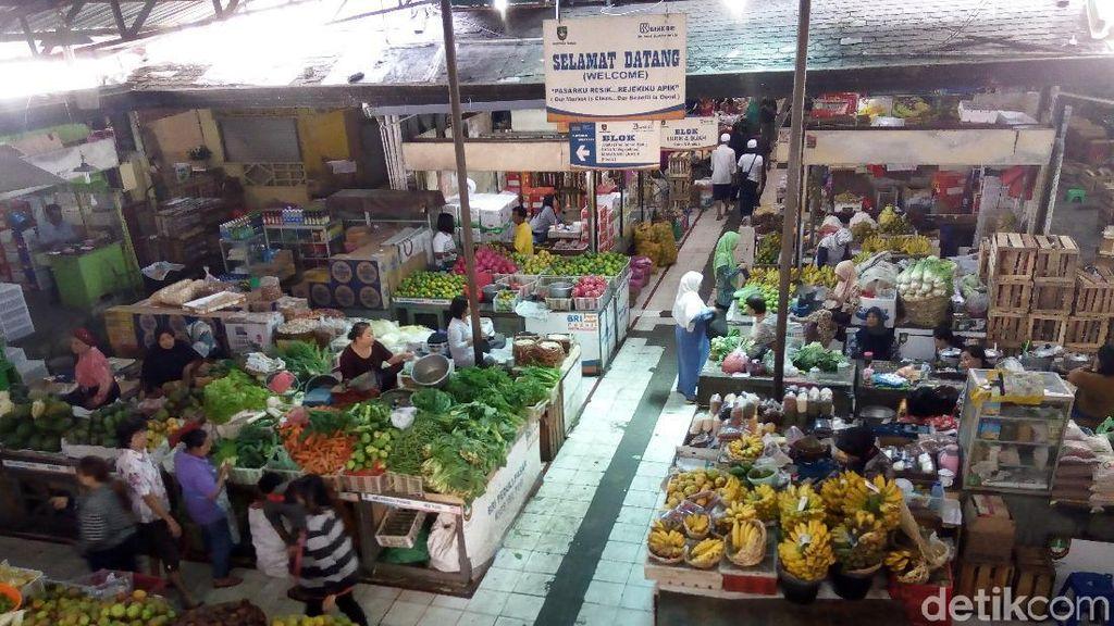Jangan Khawatir! Pasar Tradisional Solo Tetap Buka Saat Pemilu