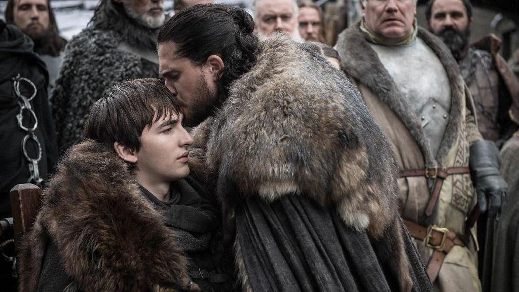Simak Pertanyaan Kuis Game of Thrones Minggu 2, Ada Merchandise Menanti!