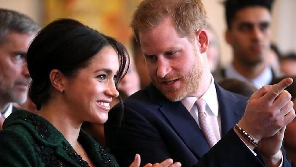 Apakah Calon Bayi Pasangan Meghan Markle dan Pangeran Harry Akan Jadi Vegan?