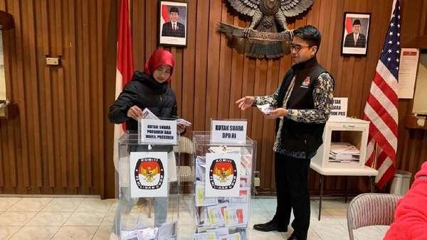 KPU Tegaskan Exit Poll Tak Bisa Jadi Acuan Hasil Pemilu 2019 di LN