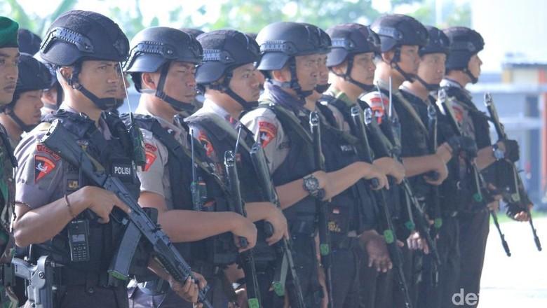 Pemilu di Jabar Aman, Polisi Imbau Masyarakat Tetap Tenang