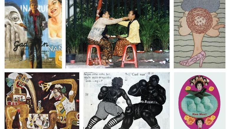 Ada Pameran Seni Apa Saja di Bulan Ramadhan? Cek Infonya di Sini Foto: Museum MACAN/ Istimewa